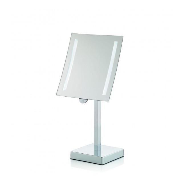 miroir grossissant lumineux sur pied x3 achat vente. Black Bedroom Furniture Sets. Home Design Ideas