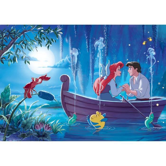 Disney ariel les aristochats papier peint d coration pour for Decoration maison disney