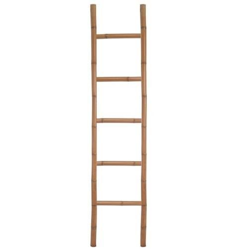 Echelle De Bambou Achat Vente Porte Serviette Echelle