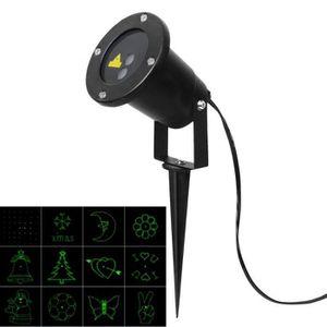 Lazer exterieur interieur achat vente lazer exterieur interieur pas cher cdiscount for Projecteur laser interieur