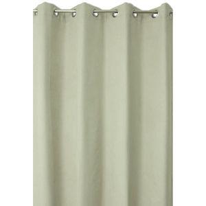 rideaux gris 240 achat vente rideaux gris 240 pas cher cdiscount. Black Bedroom Furniture Sets. Home Design Ideas