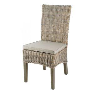 Chaise kubu achat vente chaise kubu pas cher soldes - Chaise en kubu tresse ...