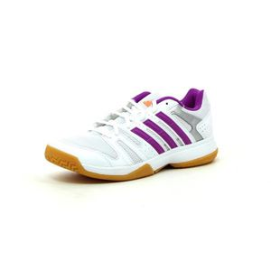 CHAUSSURES VOLLEY-BALL Chaussures Indoor Adidas Volley Ligra Femme