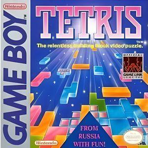 JEU CONSOLE RÉTRO Tetris - Game Boy