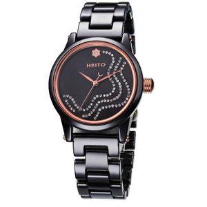 MONTRE Top marque de luxe montre Céramique Rmega boutique