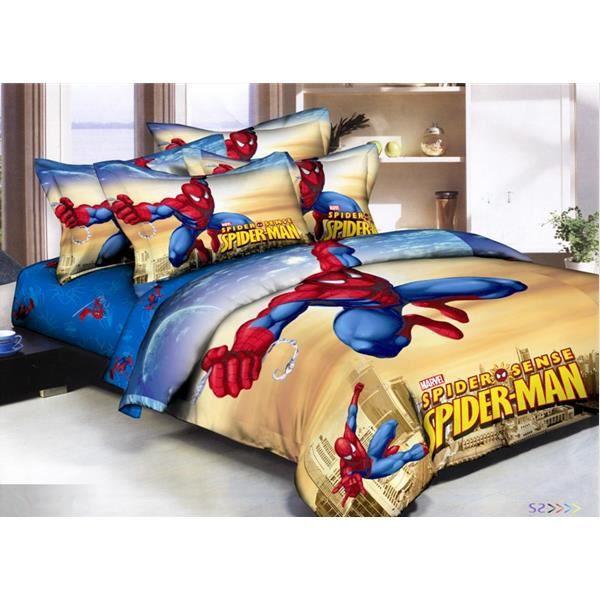 Parure de lit enfant 2 personnes achat vente parure de lit enfant 2 perso - Lit 2 personnes cdiscount ...