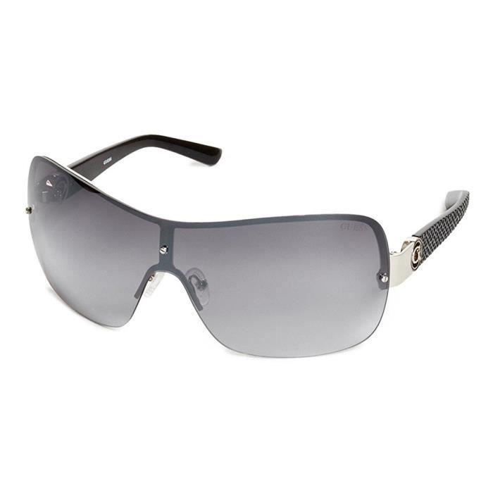 lunettes de soleil femme guess gf0274 06b achat vente lunettes de soleil soldes cdiscount. Black Bedroom Furniture Sets. Home Design Ideas