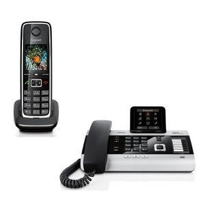 telephonie r telephone fixe multi combine