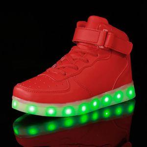 BASKET Enfants chaussures LED bottes pour garçons ou f...