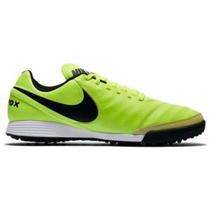 CHAUSSURES DE FOOTBALL Chaussures Nike Tiempo Genio Leather II TF