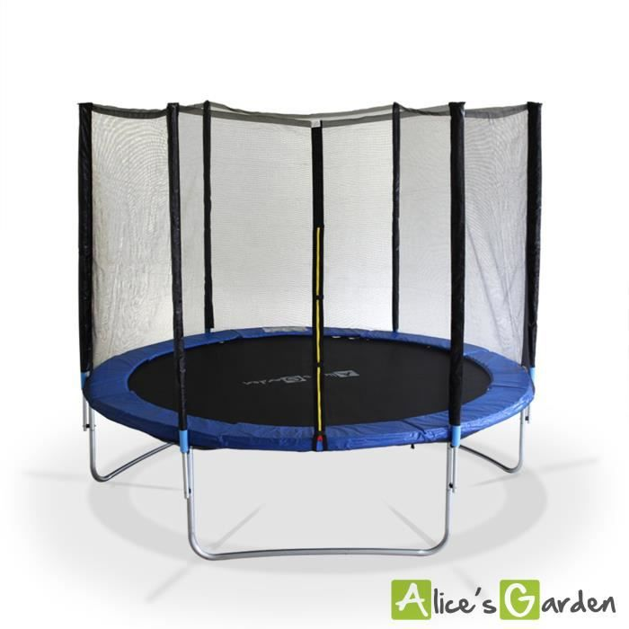 achat trampoline cool trampoline with achat trampoline enfant cm achat vente trampoline. Black Bedroom Furniture Sets. Home Design Ideas