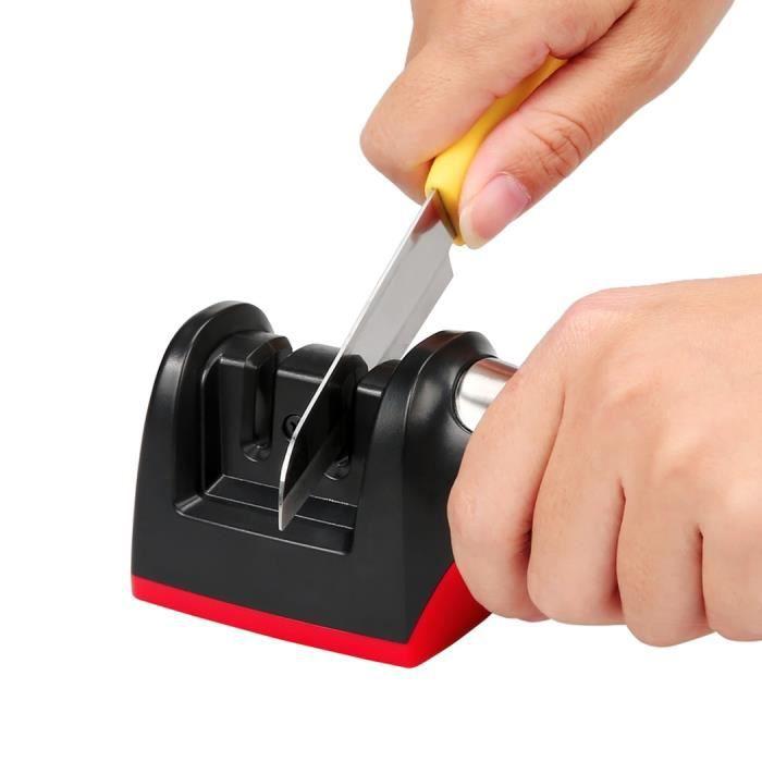 homdox affutage pr couteau cuisine en c ramiquedur carbure aff tage aiguiseur de m nage cutter. Black Bedroom Furniture Sets. Home Design Ideas