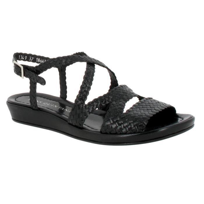 sandales talons femme pons quint noir achat vente. Black Bedroom Furniture Sets. Home Design Ideas