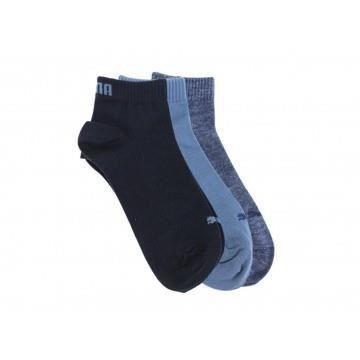 quarter 3p chaussettes homme puma bleu achat vente chaussettes cdiscount. Black Bedroom Furniture Sets. Home Design Ideas