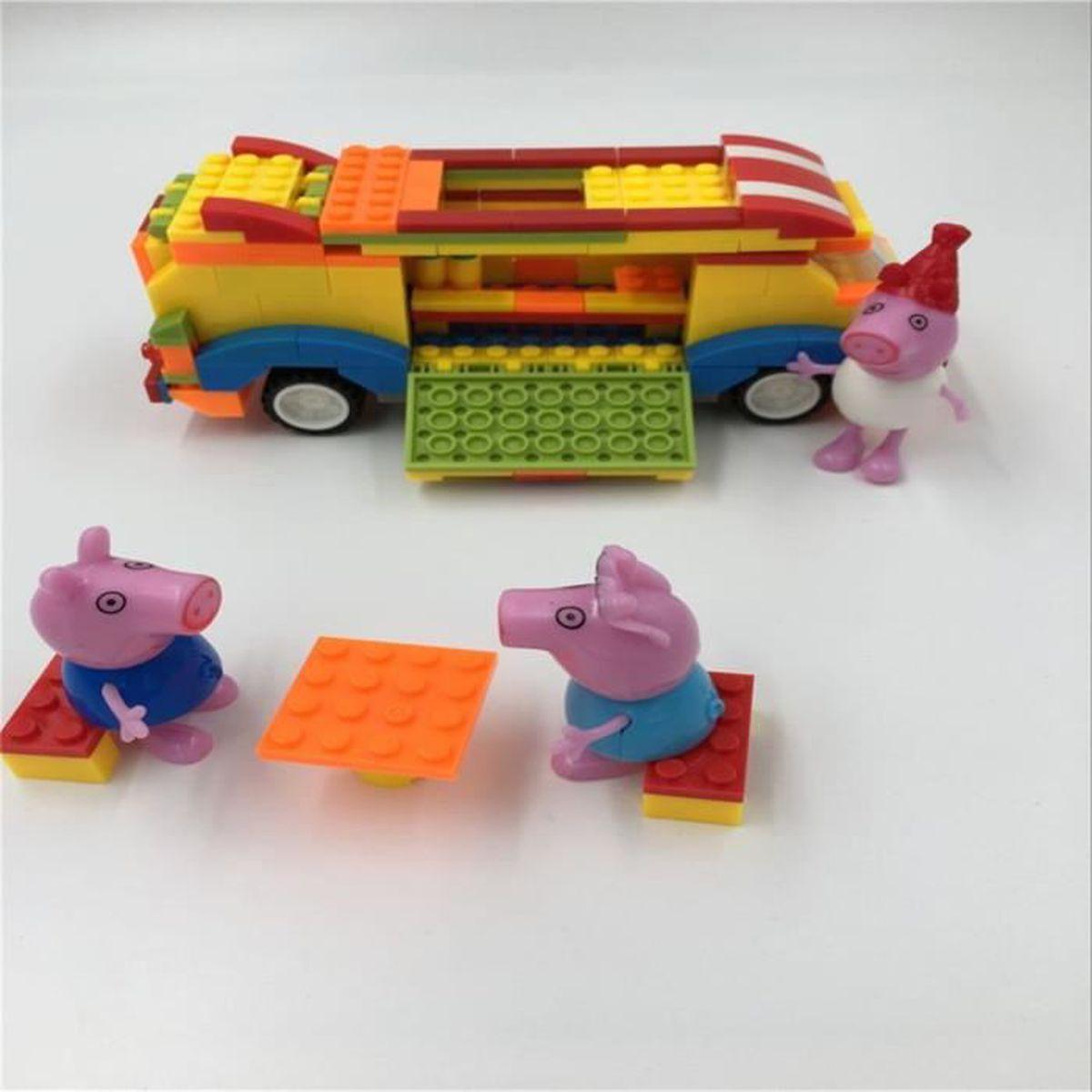 peppa pig jouez jouets maison achat vente maison