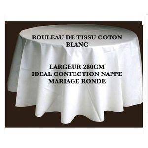 rouleau tissu blanc achat vente rouleau tissu blanc pas cher cdiscount. Black Bedroom Furniture Sets. Home Design Ideas