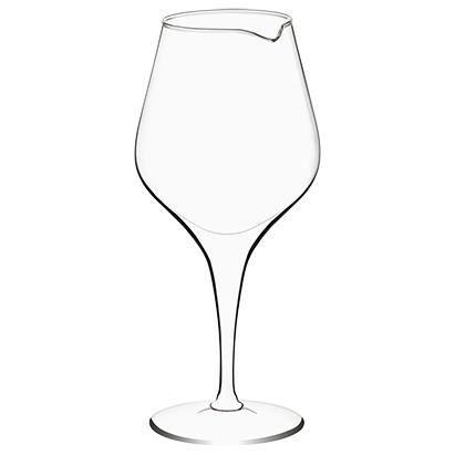 verre a vin 1l