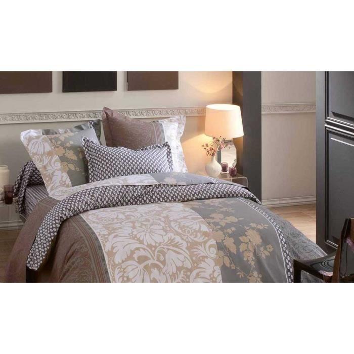 Parure de lit maeva 240 x 260 achat vente parure de couette cdiscount - Cdiscount parure de lit ...
