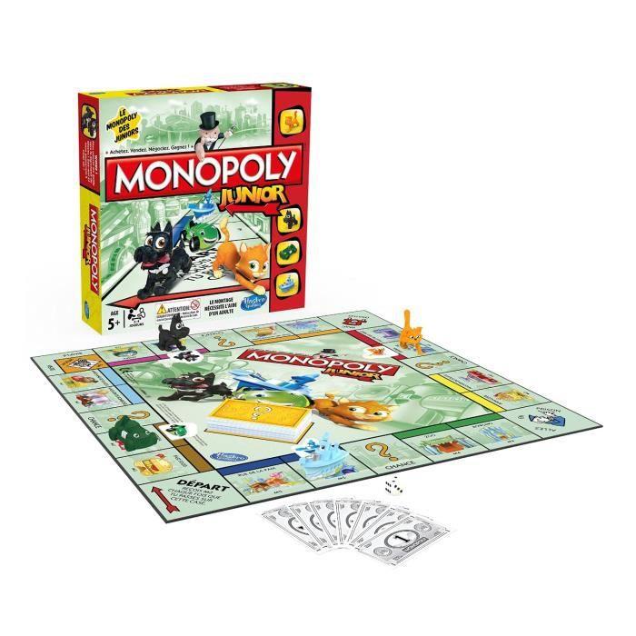 jeu monopoly carte. Black Bedroom Furniture Sets. Home Design Ideas