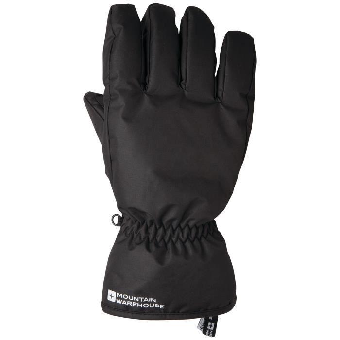 gants homme protection neige imperm able ski snowboard. Black Bedroom Furniture Sets. Home Design Ideas