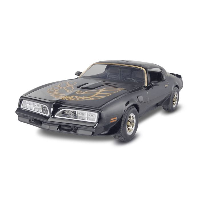 39 78 pontiac firebird 3n1 revell achat vente voiture construire soldes d t cdiscount. Black Bedroom Furniture Sets. Home Design Ideas