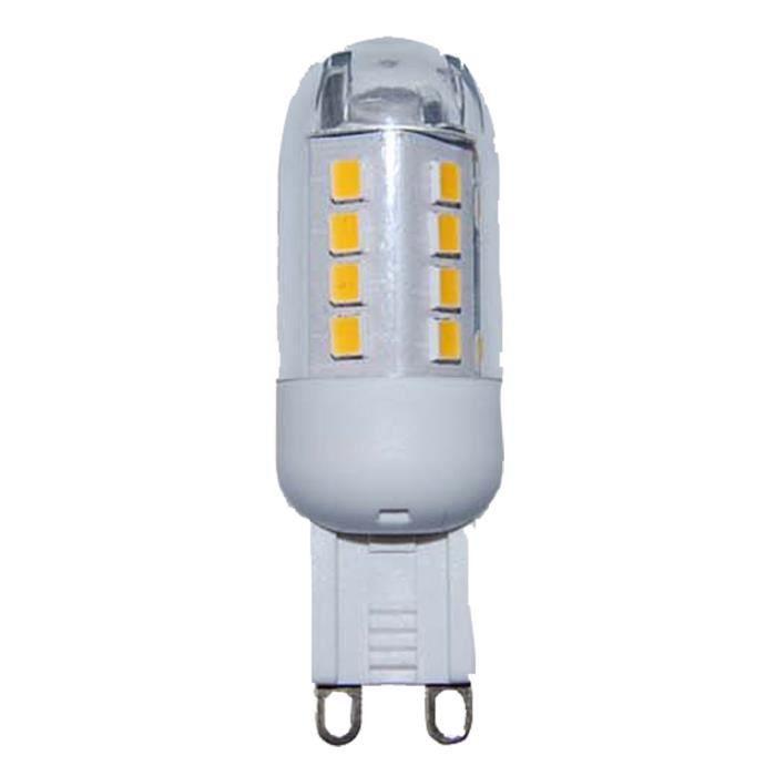 maison ampoules led halogenes ampoule capsule transparente w culot g f  sam