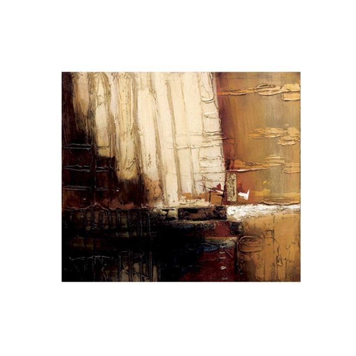 Cadre peinture a l 39 huile abstrait achat vente tableau toile cdisc - Peinture a l huile achat ...