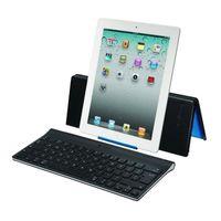 CLAVIER POUR TABLETTE Logitech clavier pour iPad - Tablet Keyboard iPad