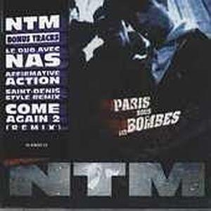 CD RAP - HIP HOP NTM