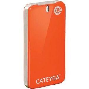 CATEYGA Kit Nettoyage Ecran Lingette + Spray Pour Ecrans Tactiles Et Ordinateurs - Orange