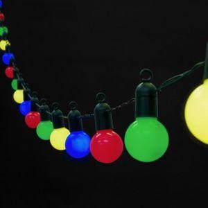 Decoration de noel exterieur ampoule les de couleur - Achat / Vente Decoratio...