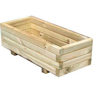 bac a fleurs en bois achat vente bac a fleurs en bois. Black Bedroom Furniture Sets. Home Design Ideas