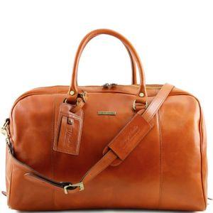 SAC DE VOYAGE Tuscany Leather - TL Voyager - Sac de voyage en...