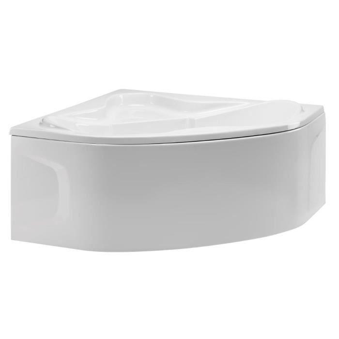 Tablier pour baignoire 140x140 achat vente baignoire kit balneo tablier - Tablier pour baignoire ...