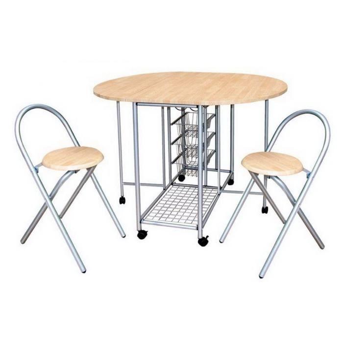 Ensemble table et 2 chaises pliables avion achat vente for Ensemble table plus chaise