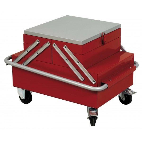 caisse outils podium sur roulettes ks tools achat vente boite a outils cdiscount. Black Bedroom Furniture Sets. Home Design Ideas