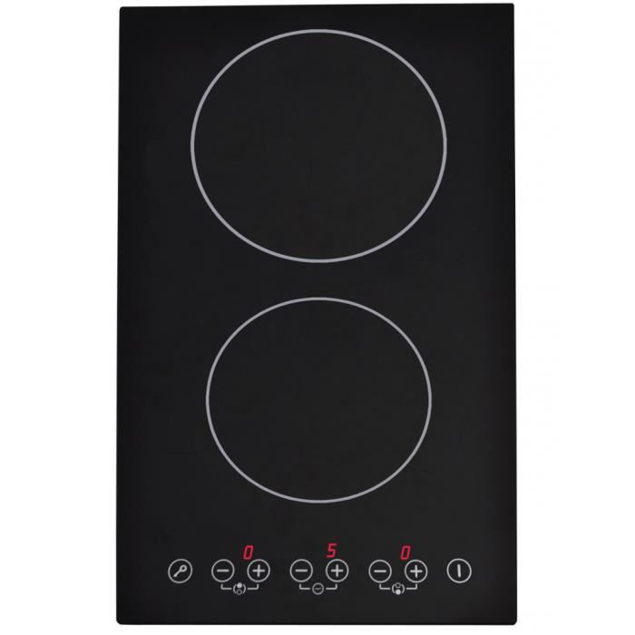 electromenager four cuisson table de induction  foyers puissance f vid