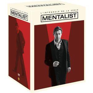 DVD SÉRIE Coffret DVD The Mentalist - L'intégrale de la séri