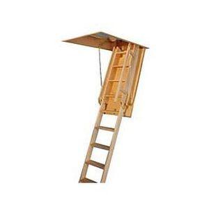 """ECHELLE - ESCABEAU Escalier coulissant """"Escamatic Standard"""""""