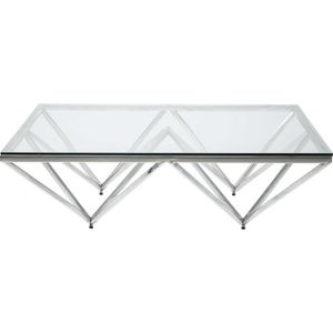 TABLE BASSE Table Basse Carrée Network Kare Design