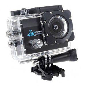 CAMÉSCOPE NUMÉRIQUE Boblov Noir SJ9000 4 K HD WiFi action caméra de sp