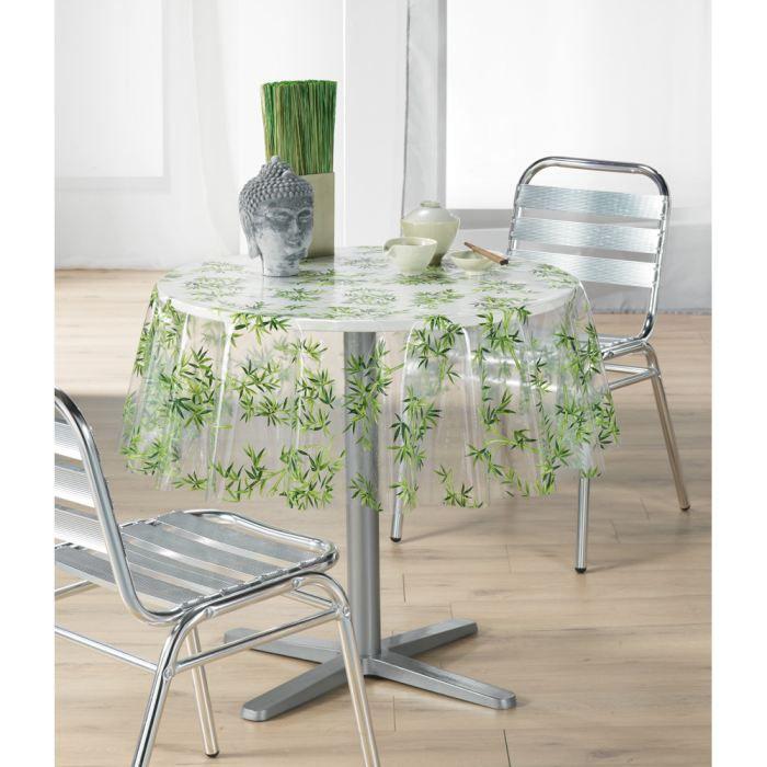 table rabattable cuisine paris nappe plastique. Black Bedroom Furniture Sets. Home Design Ideas