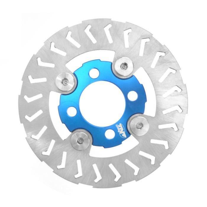 disque de frein flottant 180 couleur bleu adaptable booster achat vente disques de frein. Black Bedroom Furniture Sets. Home Design Ideas