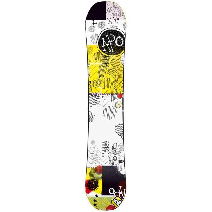 planche snowboard apo banger prix pas cher cadeaux de. Black Bedroom Furniture Sets. Home Design Ideas