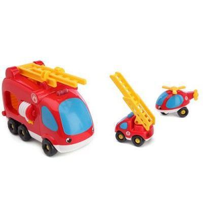 Smoby camion de pompiers et voitures achat vente voiture camion smoby - Voiture pompier enfant ...