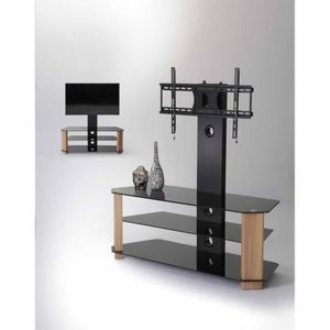 Support tv roulettes achat vente support tv roulettes - Meuble tv grande taille ...