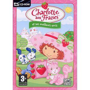 Jeux pc jeux pc petit prix achat vente pas cher - Charlotte aux fraises et ses copines ...