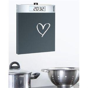 Balance de cuisine a suspendre avec tableau noir achat vente balance lectronique cdiscount - Meilleure balance cuisine ...