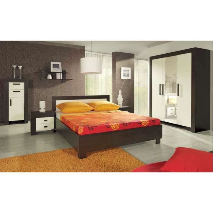 justhome cezar ensemble de chambre coucher couleur
