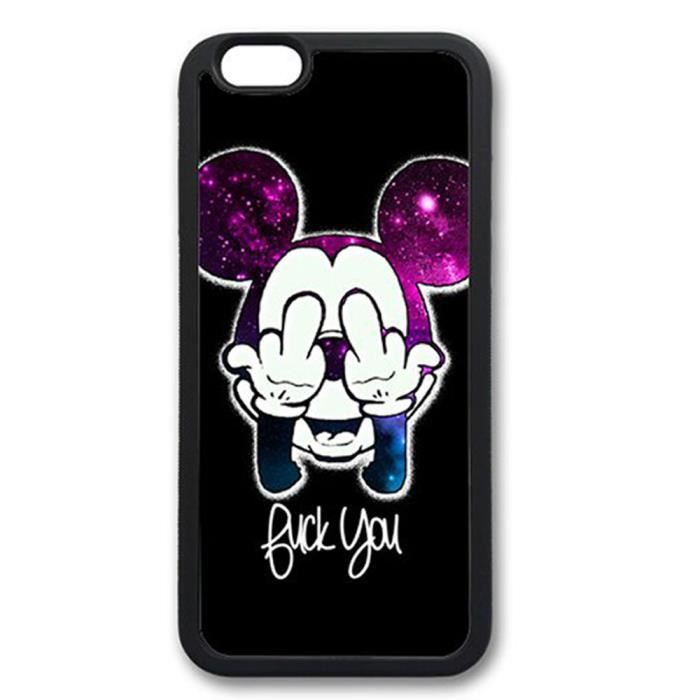 apple iphone 6g 6s 4 7 coque rouge mickey blanc doigt silicone tpu etui noir housse soft. Black Bedroom Furniture Sets. Home Design Ideas